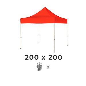 Carpa 200x200 2m