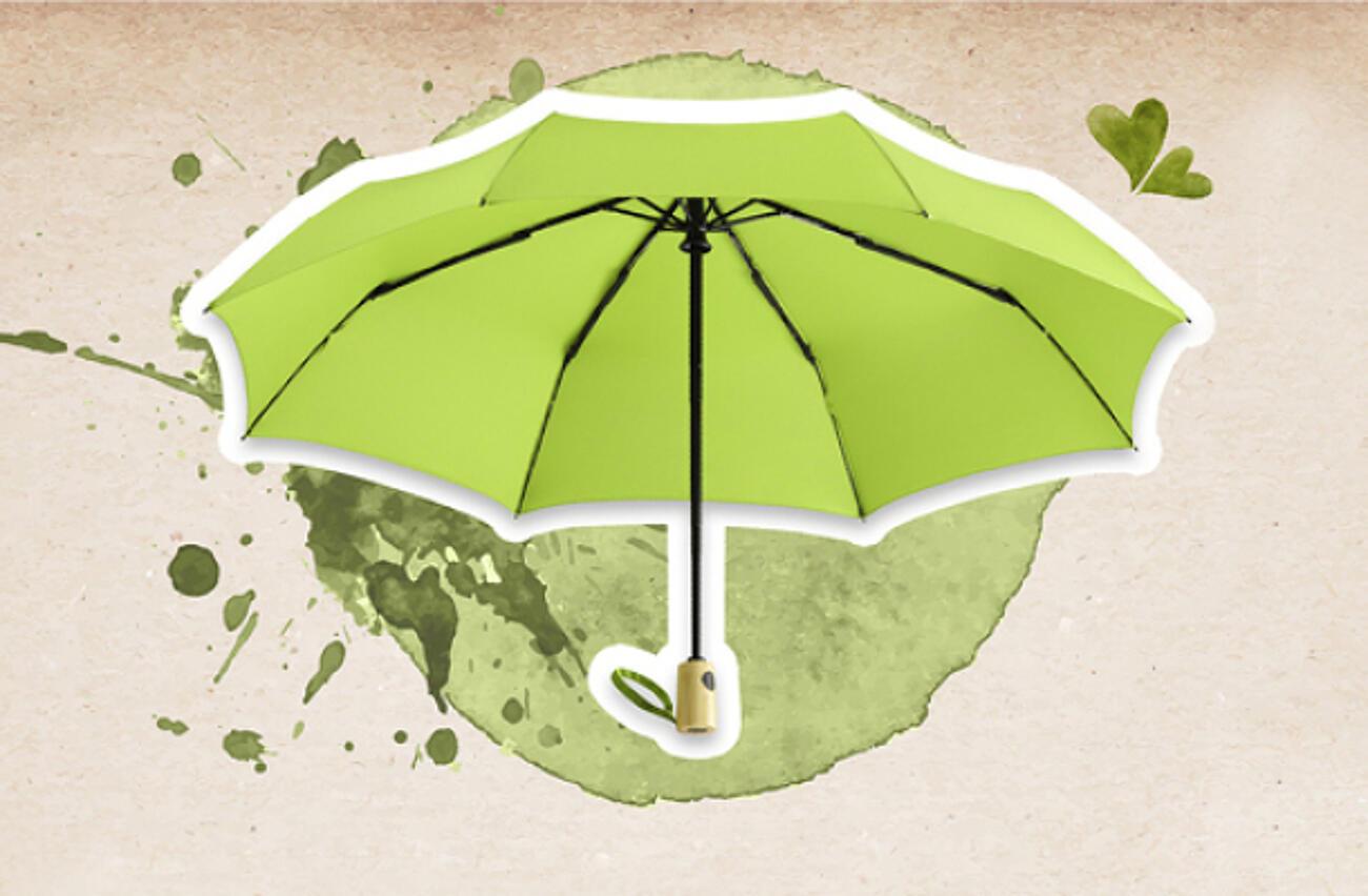 Sostenible: Ecobrella