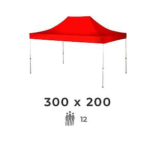 Carpa 300x200